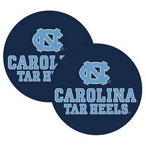 North Carolina Tar Heels 2-Pack Large Peel & Stick Decals