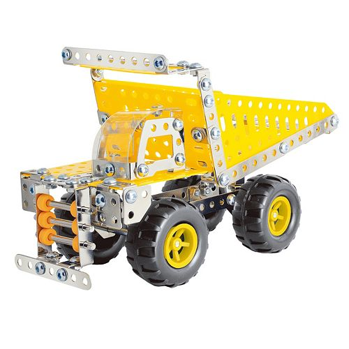 Steel Works Dump Truck Set
