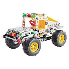 Steel Works Metal Dune Buggy Construction Set