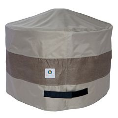 Duck Covers Ultimate 36 in Round Fire Pit Cover