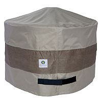 Duck Covers Ultimate 50 in Round Fire Pit Cover