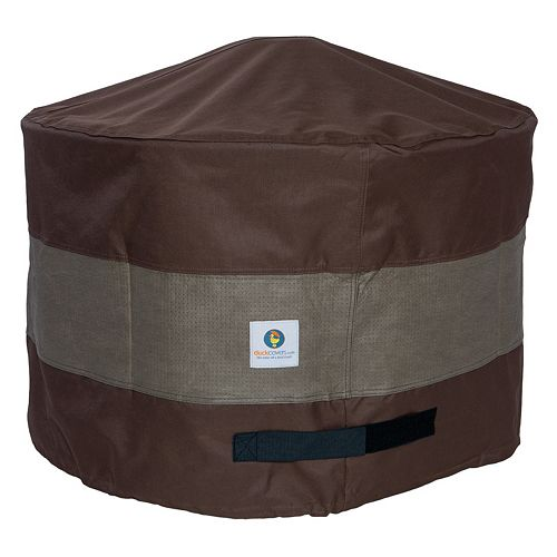 Duck Covers Ultimate 50-in. Round Fire Pit Cover
