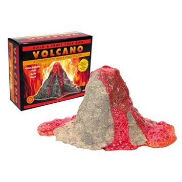 Schylling Build-Your-Own Volcano Kit