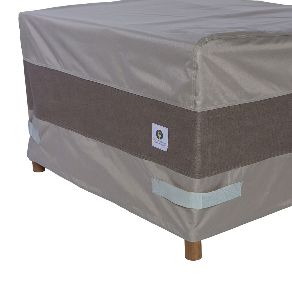 Duck Covers Ultimate 50-in. Square Fire Pit Cover