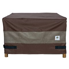 Duck Covers Ultimate 50 in Square Fire Pit Cover