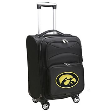 Iowa Hawkeyes 20-Inch Expandable Spinner Carry-On