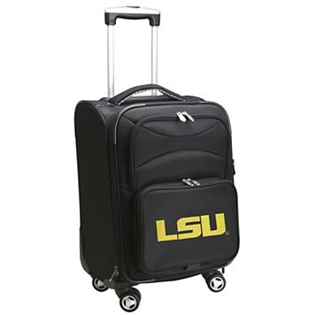 LSU Tigers 20-Inch Expandable Spinner Carry-On