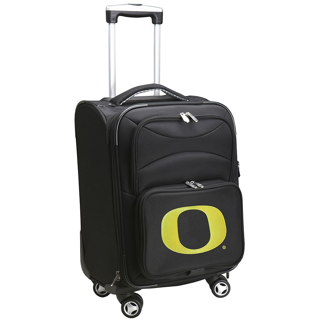 Oregon Ducks 20-Inch Expandable Spinner Carry-On