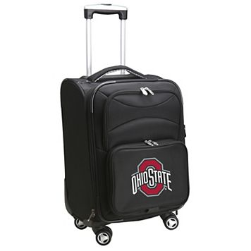 Ohio State Buckeyes 20-Inch Expandable Spinner Carry-On