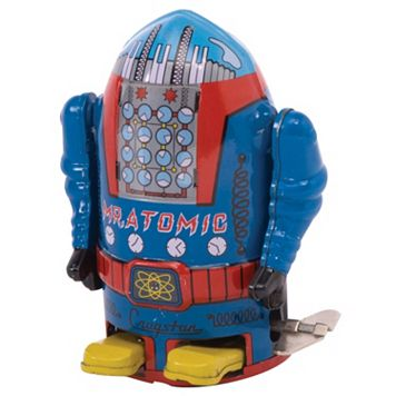 Schylling Vintage Mr. Atomic Robot