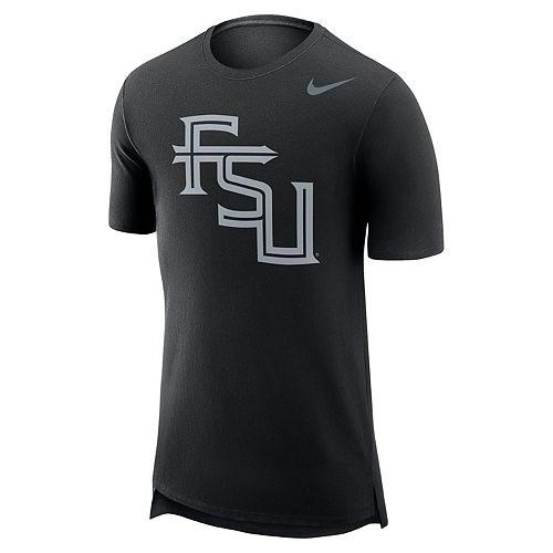 Men's Nike Florida State Seminoles Enzyme Droptail Tee