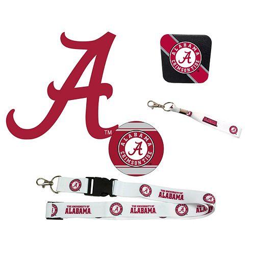 Alabama Crimson Tide Auto Pack