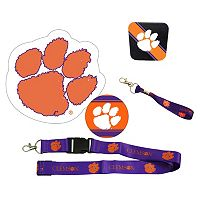 Clemson Tigers Auto Pack