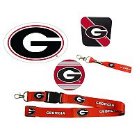 Georgia Bulldogs Auto Pack