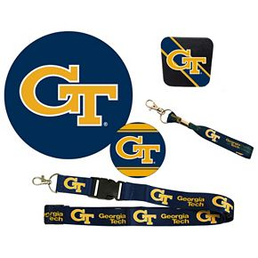 Georgia Tech Yellow Jackets Auto Pack