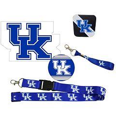 Kentucky Wildcats Auto Pack