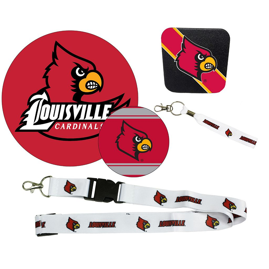 Louisville Cardinals Auto Pack