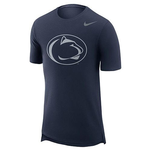 Men's Nike Penn State Nittany Lions Enzyme Droptail Tee