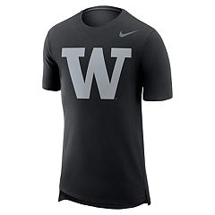 Men's Nike Washington Huskies Enzyme Droptail Tee