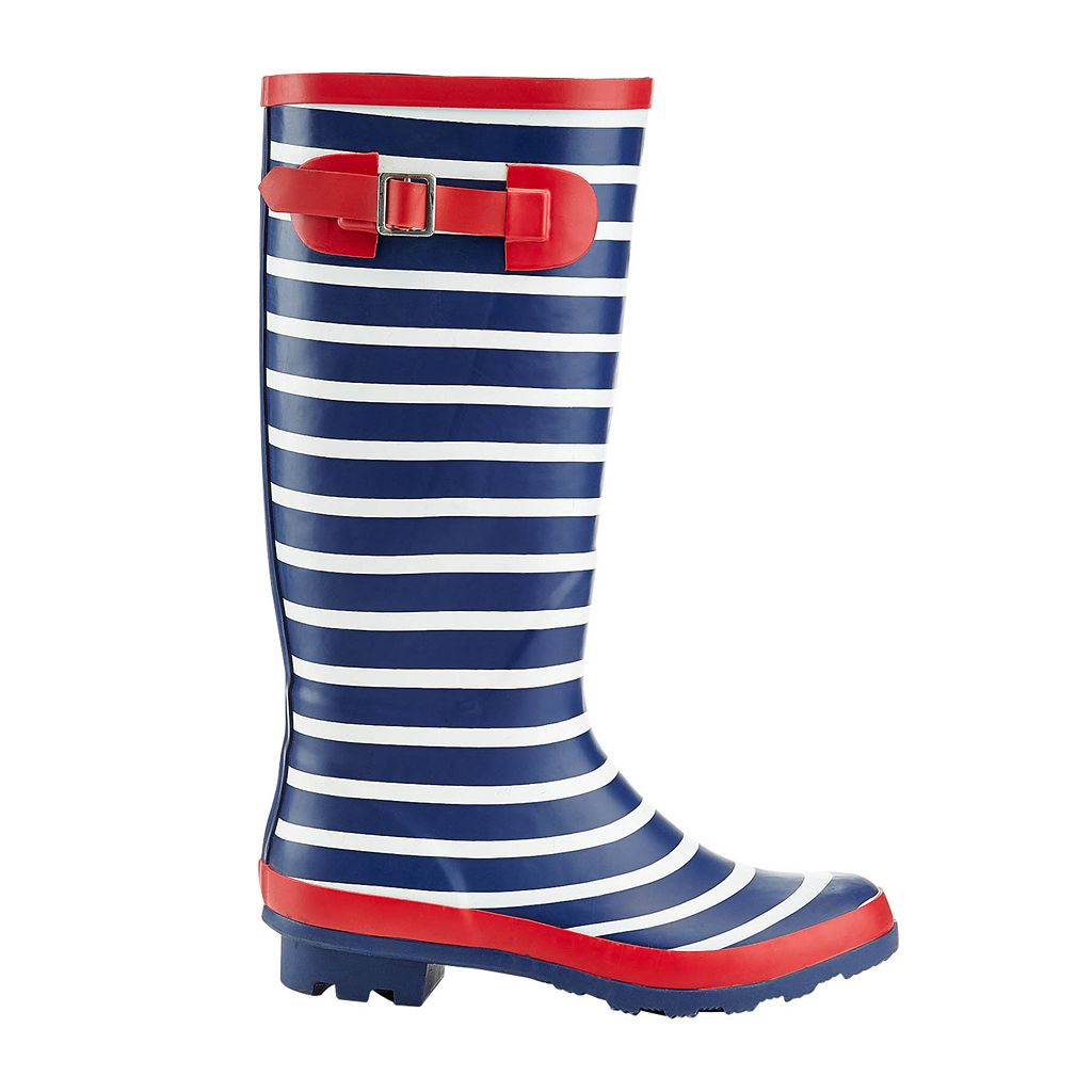 Henry Ferrera High Limit Women's Water-Resistant Rain Boots