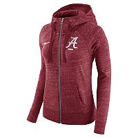 Women's Nike Alabama Crimson Tide Gym Vintage Hoodie
