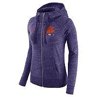 Women's Nike Clemson Tigers Gym Vintage Hoodie