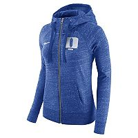 Women's Nike Duke Blue Devils Gym Vintage Hoodie