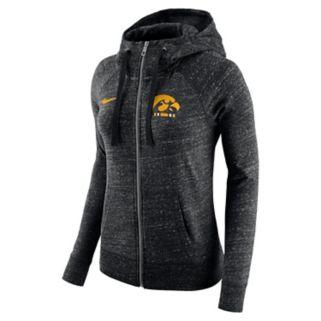 Women's Nike Iowa Hawkeyes Gym Vintage Hoodie