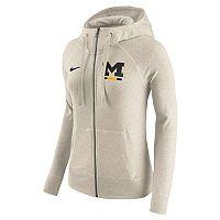 Women's Nike Michigan Wolverines Gym Vintage Hoodie