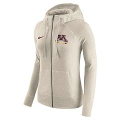 Women's Nike Minnesota Golden Gophers Gym Vintage Hoodie