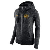 Women's Nike Missouri Tigers Gym Vintage Hoodie