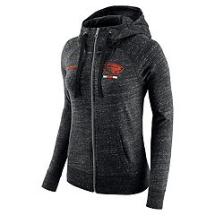 Women's Nike Oregon State Beavers Gym Vintage Hoodie