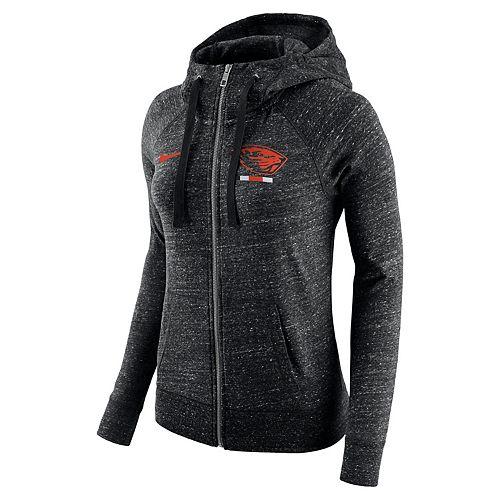 Women's Nike Oregon State Beavers Gym Vintage Hoodie