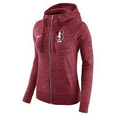 Women's Nike Stanford Cardinal Gym Vintage Hoodie