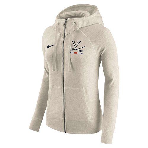 Women's Nike Virginia Cavaliers Gym Vintage Hoodie