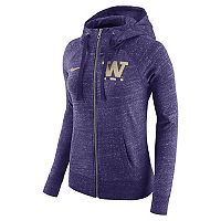 Women's Nike Washington Huskies Gym Vintage Hoodie
