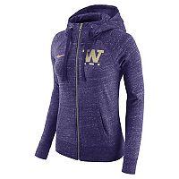 Women's Nike Washington Huskies Gym Vintage Hoodie