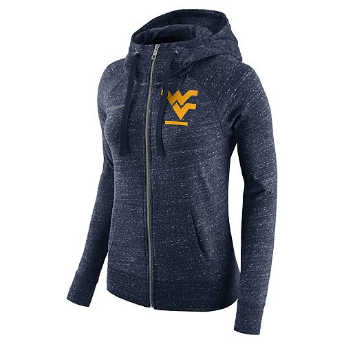 Women's Nike West Virginia Mountaineers Gym Vintage Hoodie