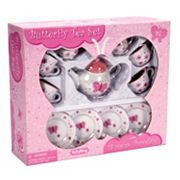 Schylling Butterfly Tea Set