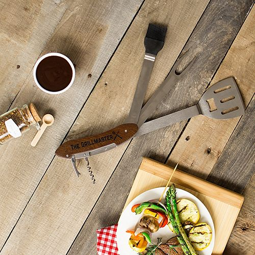 Cathy's Concepts Grillmaster BBQ Multi-Tool