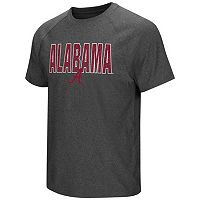 Men's Campus Heritage Alabama Crimson Tide Castle Raglan Tee