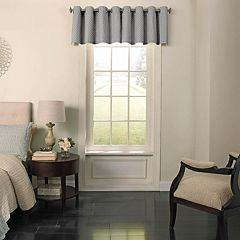 Beautyrest Malbrouk Blackout Window Valance