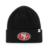 Adult '47 Brand San Francisco 49ers Cuffed Beanie