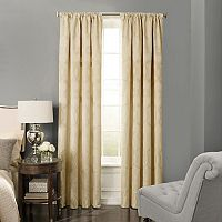 Beauty Rest Odette Blackout Window Curtain