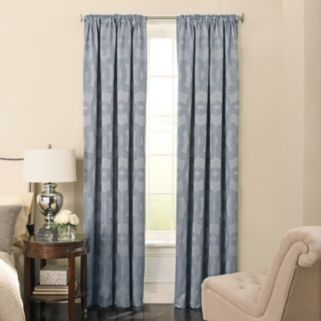 Beauty Rest Odette Blackout Window Curtain