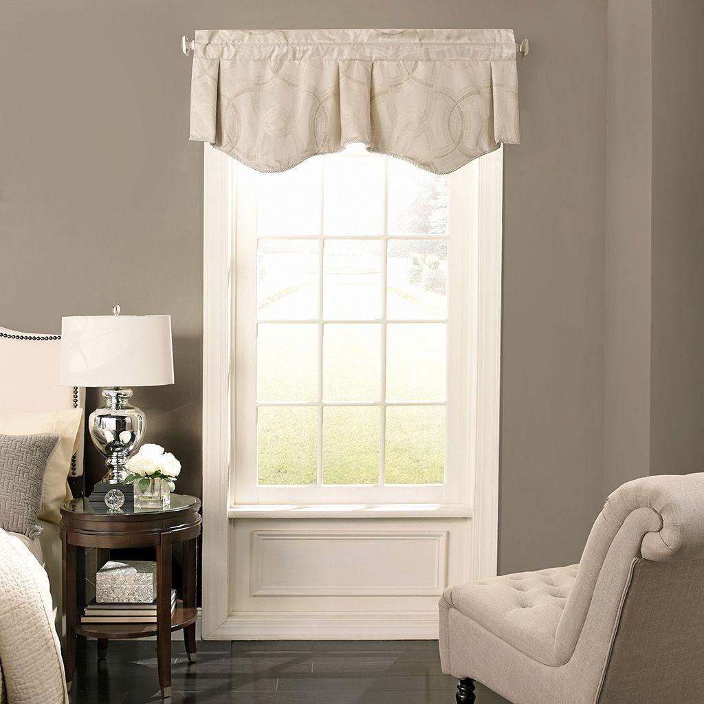 Beauty Rest Odette Blackout Window Valance