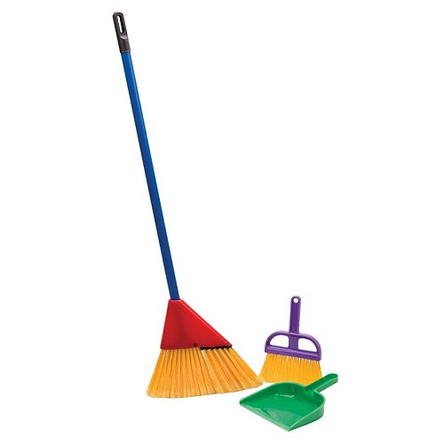 Schylling Children's Broom Set