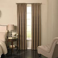 Beauty Rest Barrou Blackout Curtain