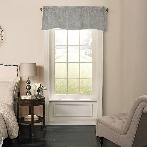 Beautyrest Barrou Blackout Window Valance