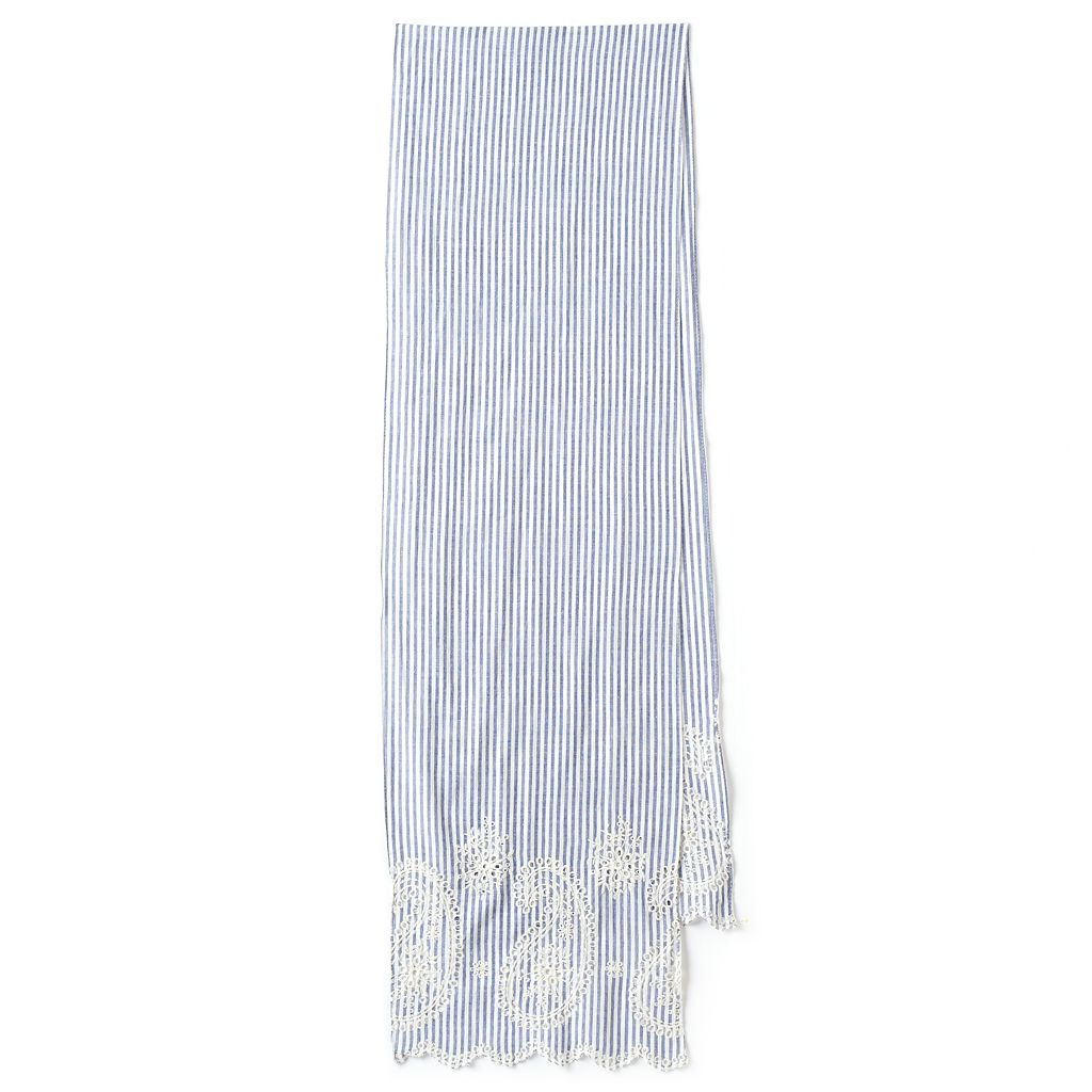 SONOMA Goods for Life™ Striped Oblong Scarf